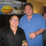 Danny DeVito Limoncello Launch